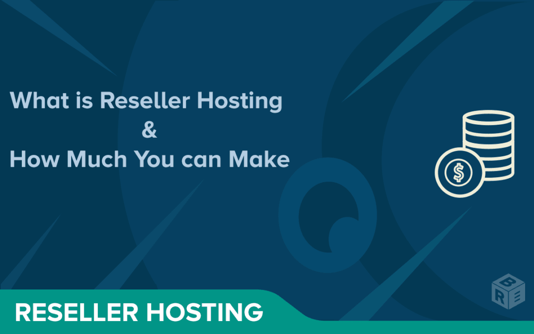 What is Reseller Hosting and How Much You can Make