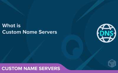What is Custom Name Servers